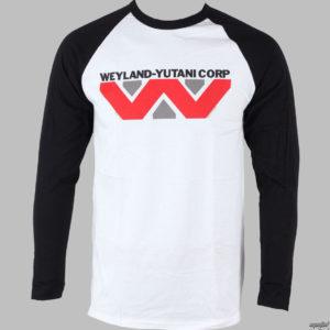 tričko pánské s dlouhým rukávem Alien - Weyland Yutani - PLASTIC HEAD - PH7212