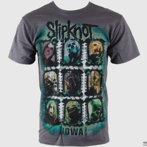 tričko pánske Slipknot - Colors Grid - BRAVADO USA - 15092164